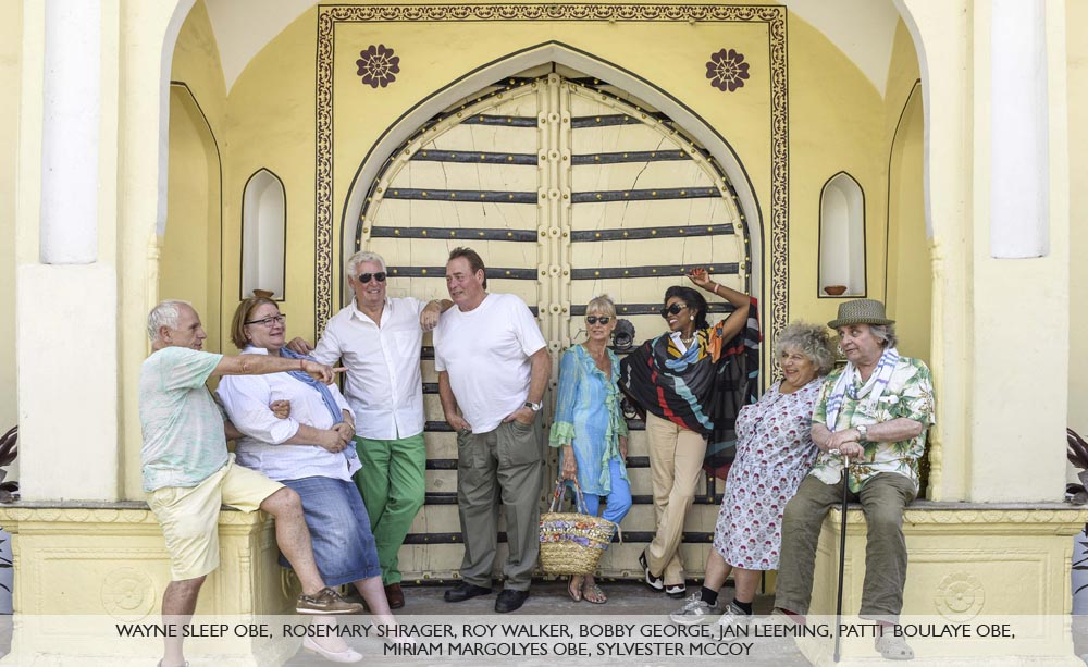 the real marigold hotel series 3 episode 1 youtube